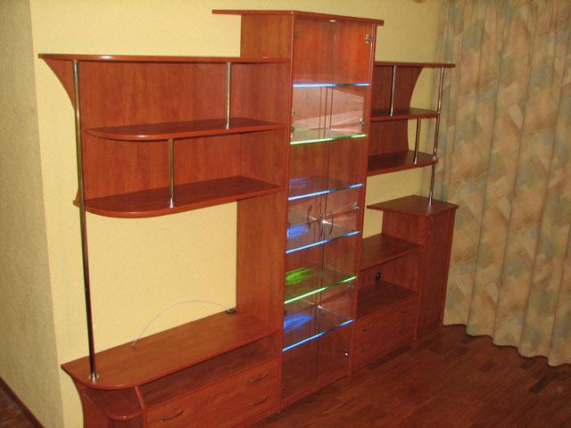 дизайн и ремонт однокомнатной квартиры с зоной для спального места